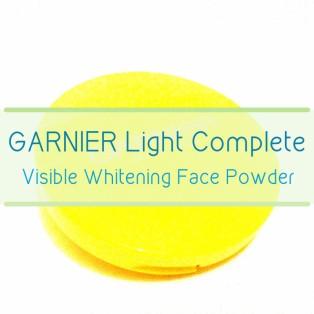 garnier compact powder